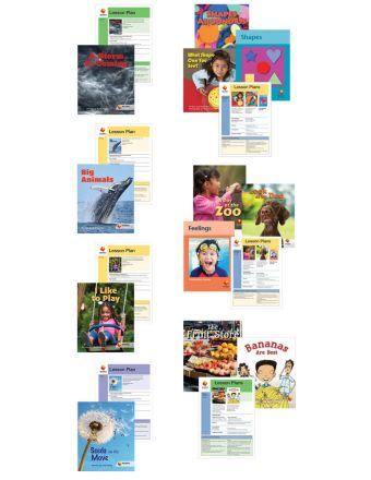 Mixed Fiction & Informational Texts Collection for Grades K-2