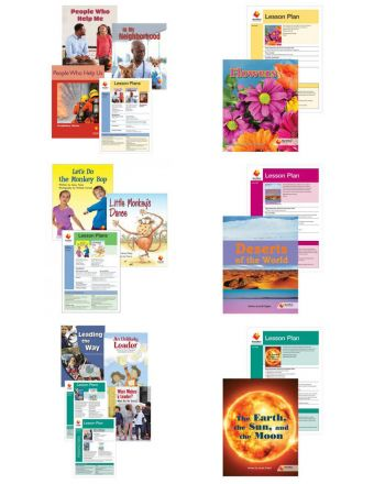 Mixed Fiction & Informational Texts Collection for Grades K-5