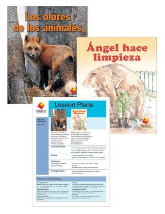 Los olores de los animals / Angus hace limpieza