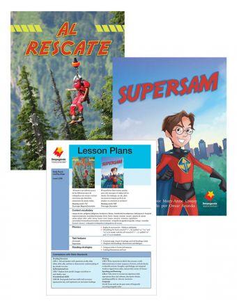 Al rescate / Supersam