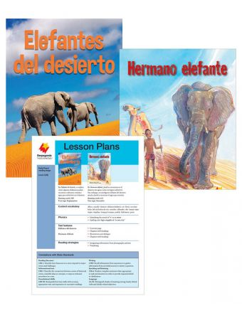 Elefantes del desierto / Hermano elefante