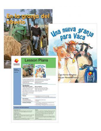 En la granja del abuelo / Una nueva granja para la vaca