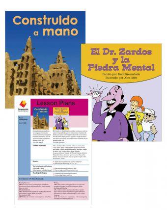 Construido a mano / El Dr. Zardos y la Piedra mental