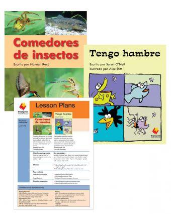 Comedores de insectos / Tengo hambre