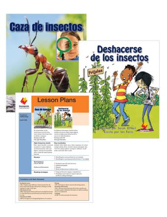 Caza de insectos / Deshacerse de los insectos