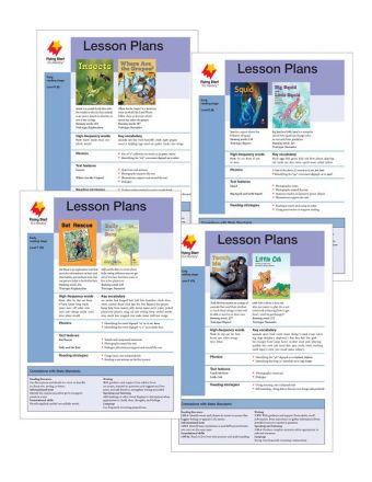 Early Lesson Plan Add-On Set