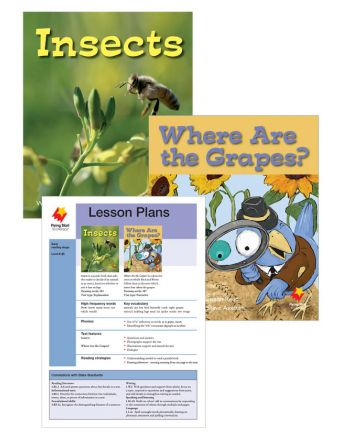 Insects / Where Are the Grapes?