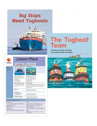 Big Ships Need Tugboats / The Tugboat Team