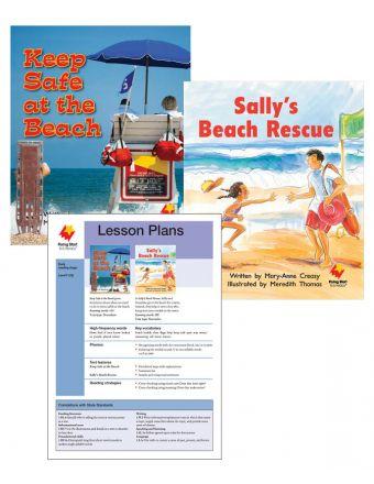 Keep Safe at the Beach / Sally's Beach Rescue