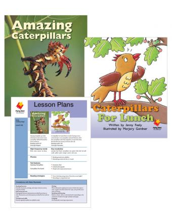 Amazing Caterpillars / Caterpillars for Lunch