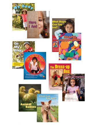 Early Emergent Classroom Library Add-On Set