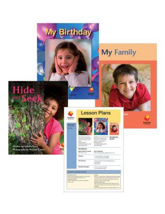 Hide and Seek / My Birthday / My Family Vocabulary Starter