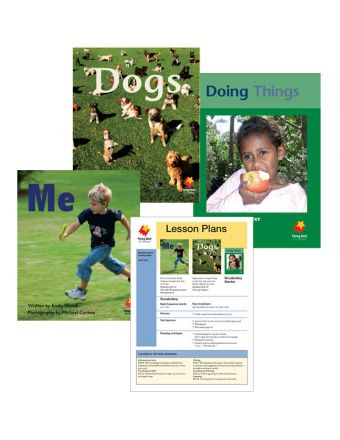 Me / Dogs / Doing Things Vocabulary Starter
