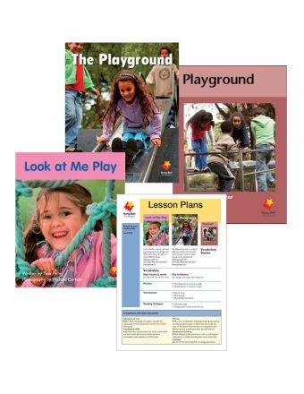 Look at Me Play / The Playground / Playground Vocabulary Starter