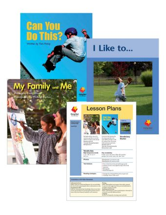 My Family and Me / Can You Do This? / I Like to… Vocabulary Starter