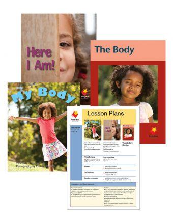 My Body / Here I Am! / The Body Vocabulary Starter