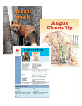 Animal Smells / Angus Cleans Up