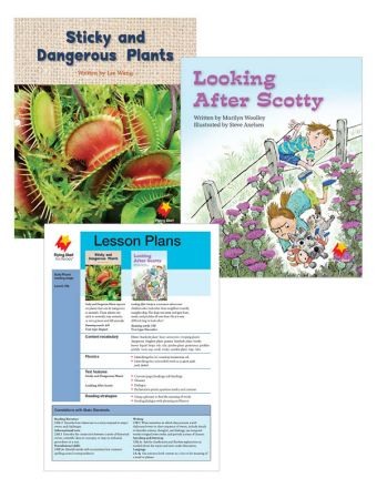 Sticky and Dangerous Plants / Looking After Scotty