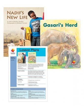 Nadif's New Life / Gasari's Herd