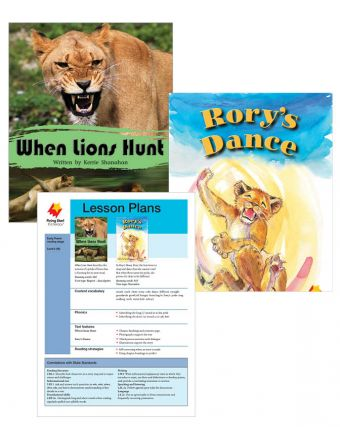 When Lions Hunt / Rory's Dance