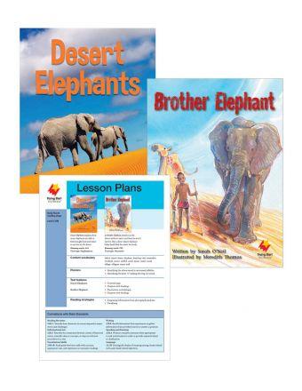 Desert Elephants / Brother Elephant