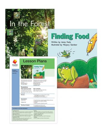 In the Forest / Finding Food