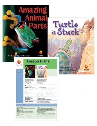 Amazing Animal Parts / Turtle Is Stuck