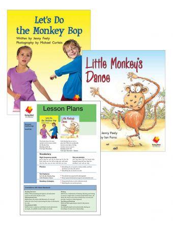 Let's Do the Monkey Bop / Little Monkey's Dance