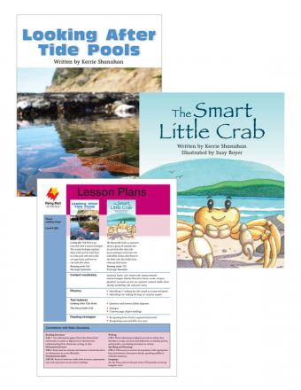 Looking After Tide Pools / The Smart Little Crab