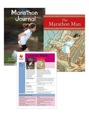 Marathon Journal / The Marathon Man