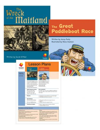 The Wreck of the Maitland / The Great Paddleboat Race