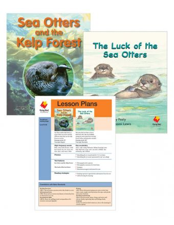 Sea Otters and the Kelp Forest / The Luck of the Sea Otters