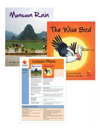 Monsoon Rain / The Wise Bird