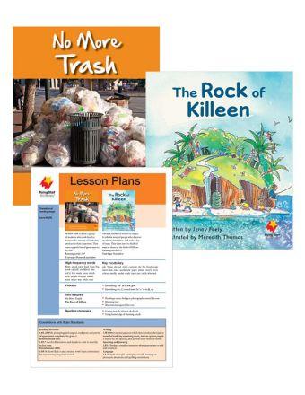 No More Trash / The Rock of Killeen