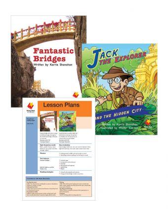 Fantastic Bridges / Jack the Explorer and the Hidden City