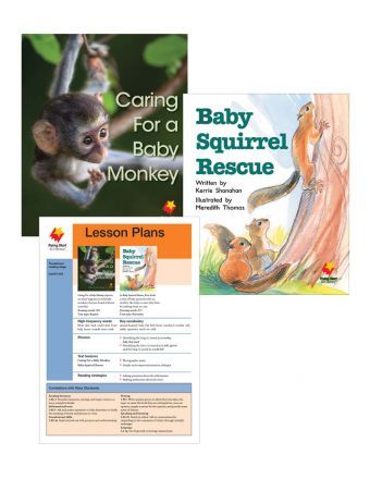 Caring for a Baby Monkey / Baby Squirrel Rescue