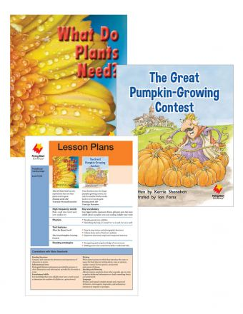 What Do Plants Need? / The Great Pumpkin-Growing Contest