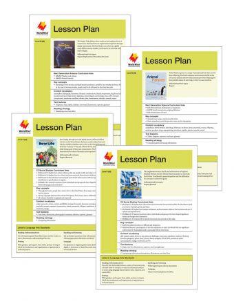 Fluent Plus Add On Lesson Plan Set