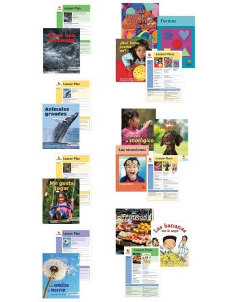 Spanish Mixed Fiction and Informational Texts K-2