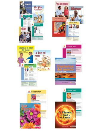 Spanish Mixed Fiction and Informational Texts K-5