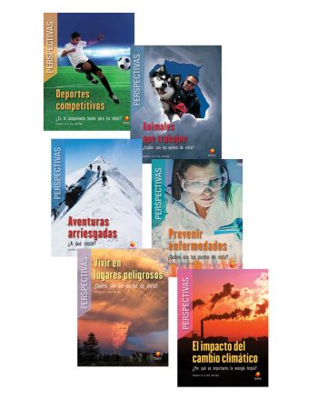 Advanced Fluent Q-S Classroom Library Add-On Set (Perspectivas)