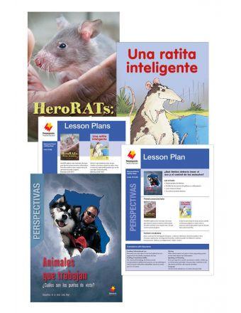 HeroRATs: Ratas heroínas / Una ratita inteligente / Animales que trabajan
