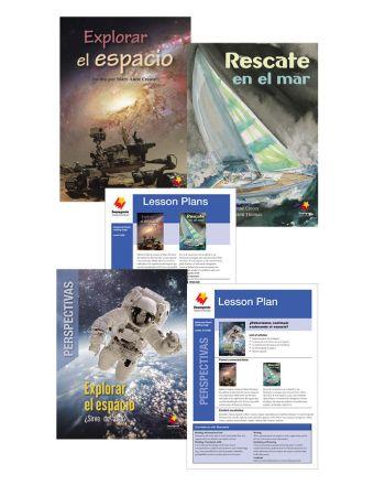 Explorar el espacio / Rescate en el mar / Explorar el espacio: ¿Sirve de algo?