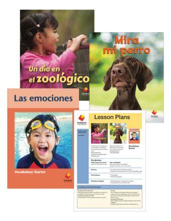 Un día en el zoológico / Mira mi perro / Las emociones Vocabulary Starter
