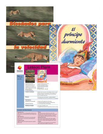 Diseñados para la velocidad / El príncipe durmiente