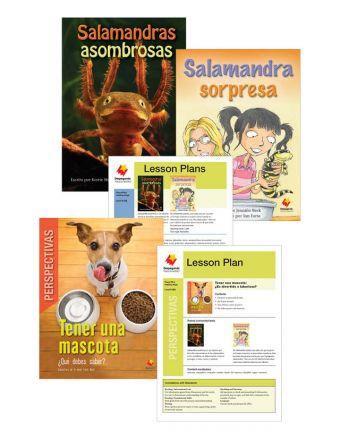 Salamandras asombrosas / Salamandra sorpresa / Tener una mascota