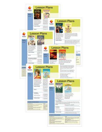 Fluent Plus Lesson Plan Add-On Set