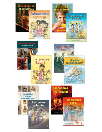 Fluent Plus Classroom Library Add-On Set