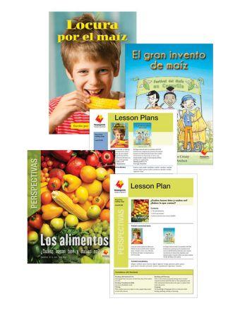 Locura por el maíz / El gran invento de maíz / Los alimentos
