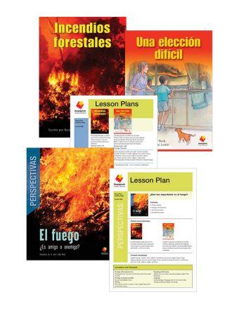 Incendios forestales / Una elección difícil / El fuego